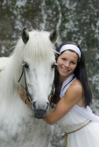 Sandra Fencl Pferdetherapie