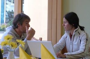 Im Interview mit Jean-François Pignon