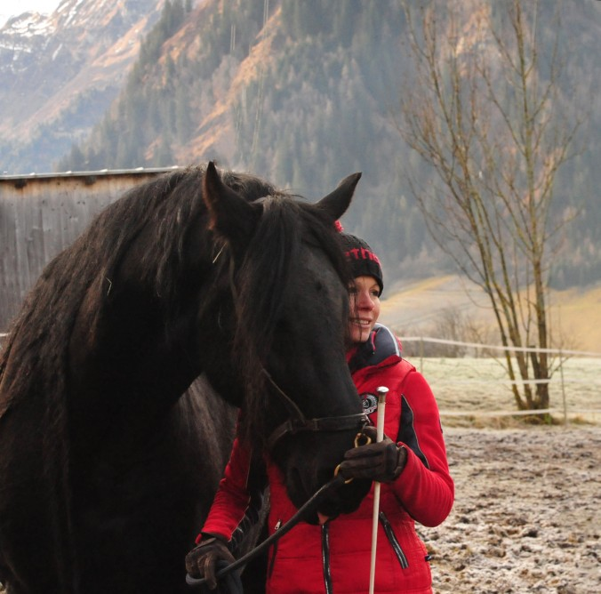Pferdetraining ist Arbeit an sich selbst...