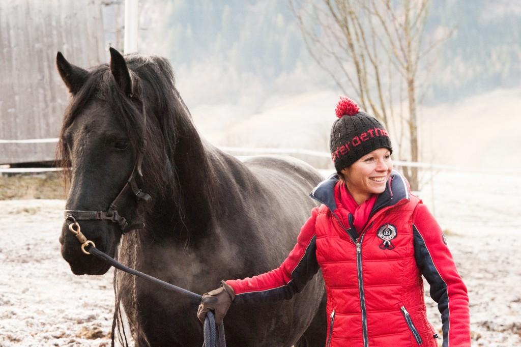 Pferde sind meine größten Lehrmeister!
