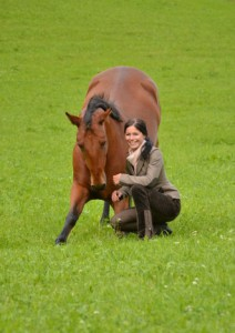 Sandra Fencl Pferdetraining