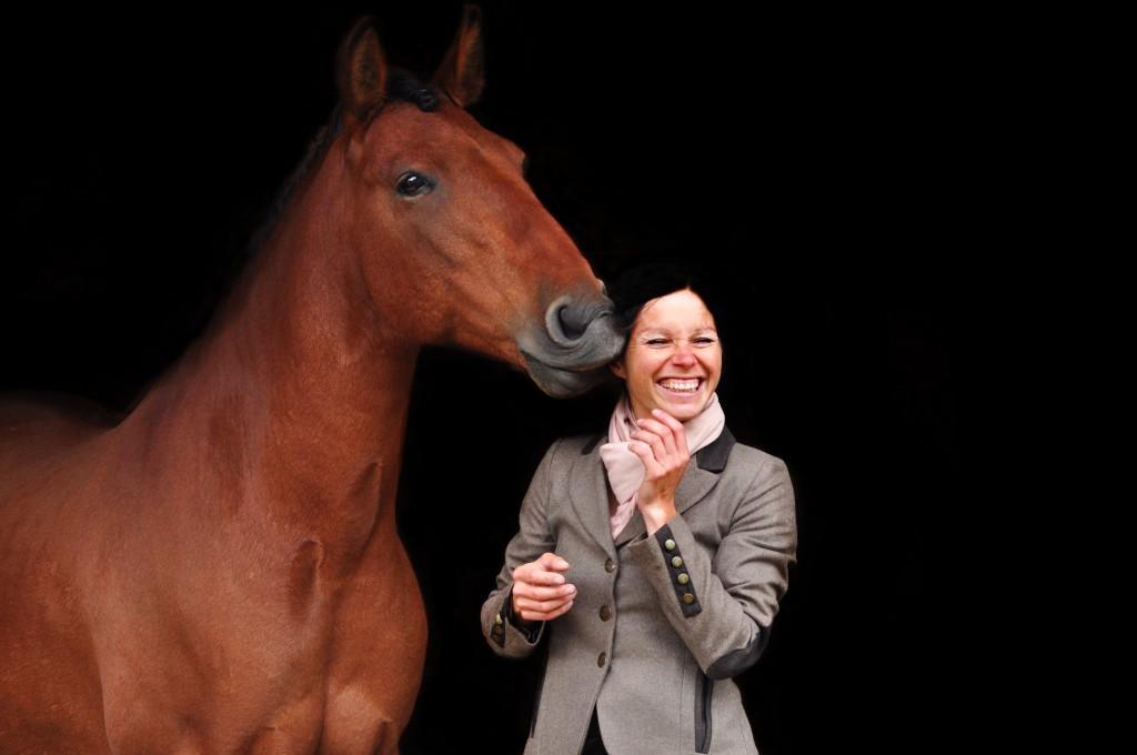 Pferdetraining Sandra Fencl nase plain