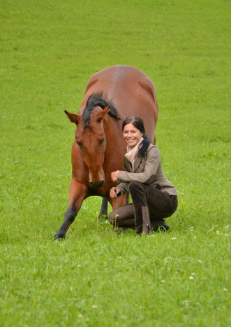 Sandra Fencl Kompliment Pferd