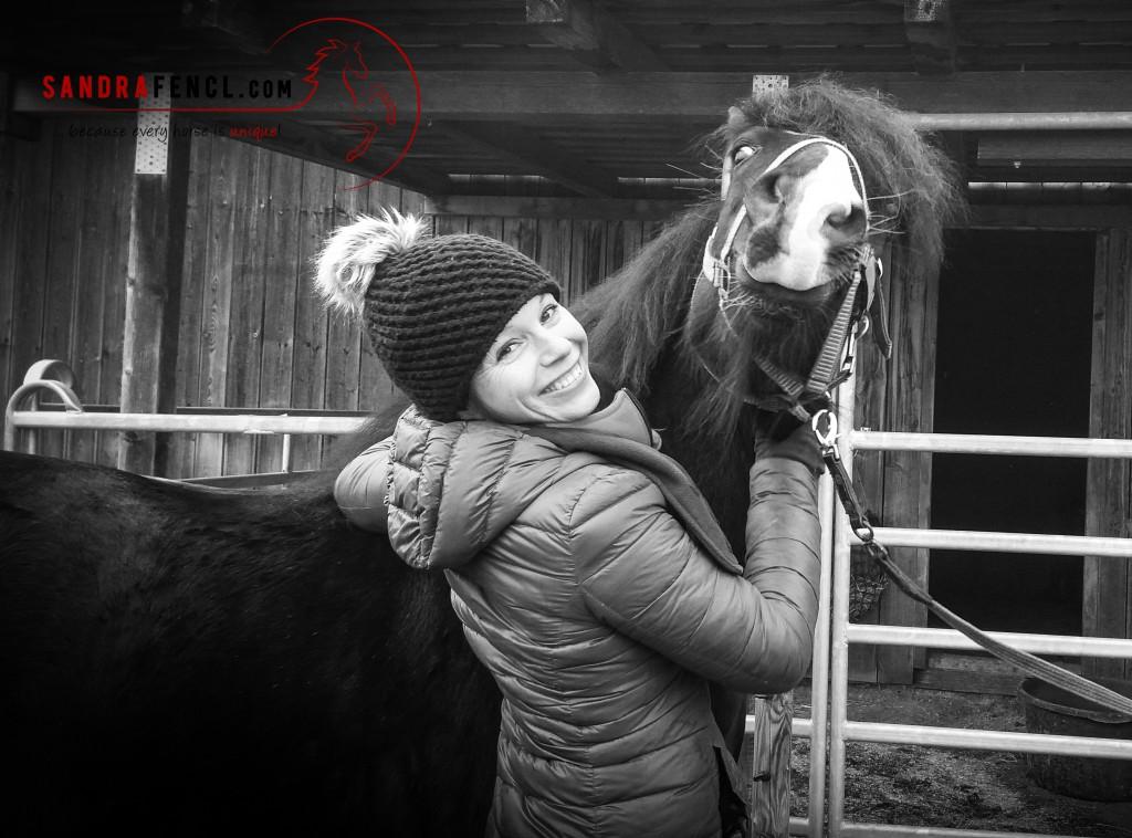 Pferdetherapie und Gesundheit Sandra Fencl