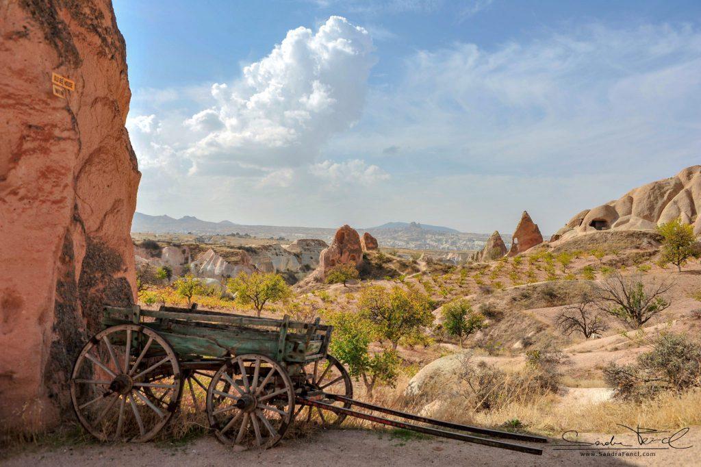 Wie im Westernfilm - das red Valley hat mir mit am besten gefallen.