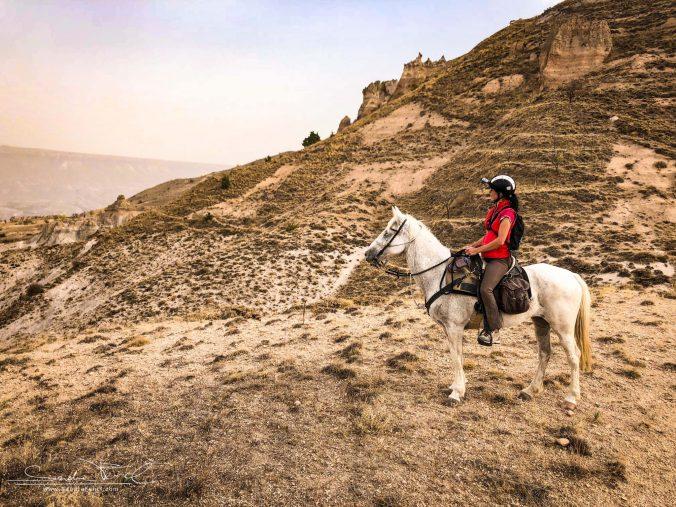 Kappadokien Trail Ride Sandra Fencl profil web