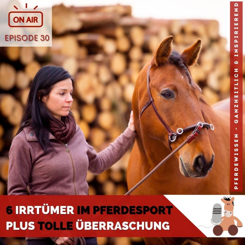 Irrtümer im Pferdesport
